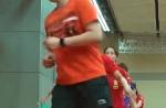 中国乒乓球队演唱《我爱你中国》,为祖国加油#相信未来义演#
