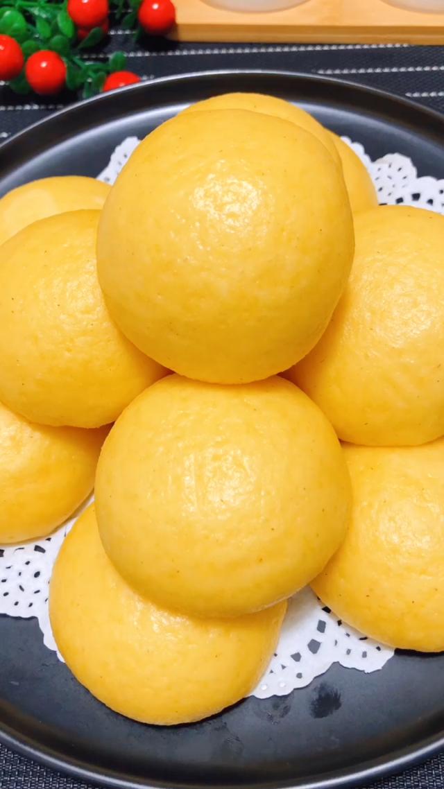 玉米面馒头粗粮细做特别好吃而且特别容易消化uidnickEB