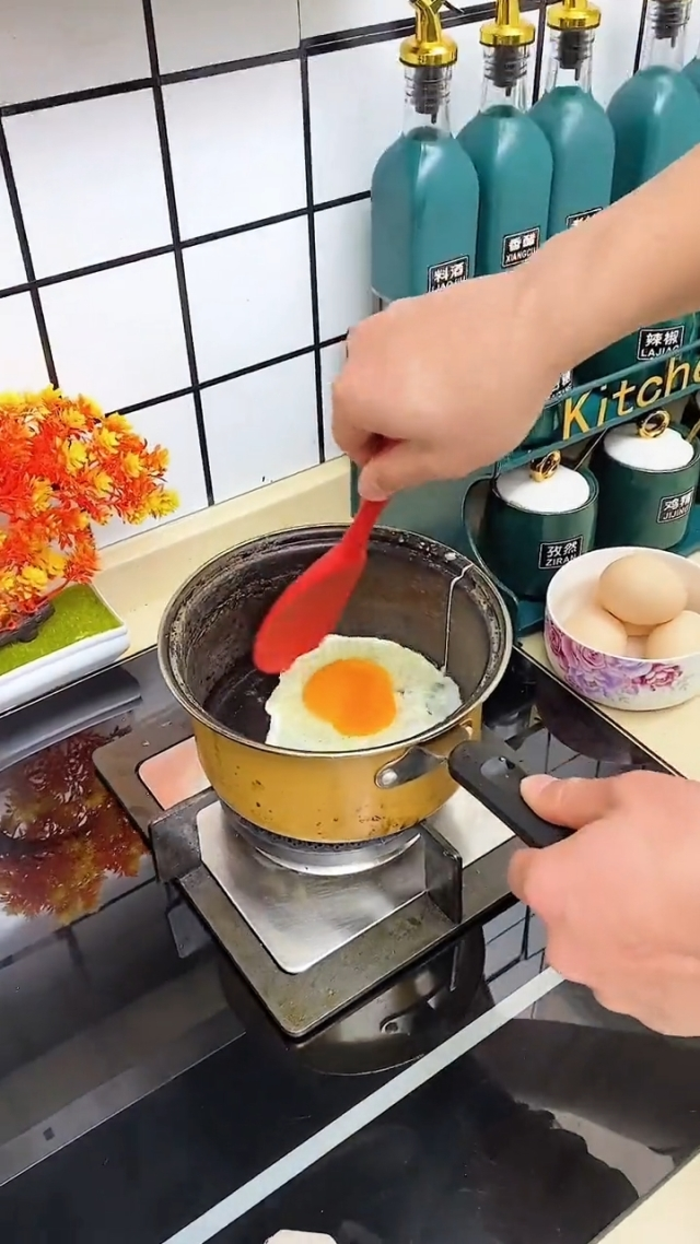 不要再用老方法煎鸡蛋了